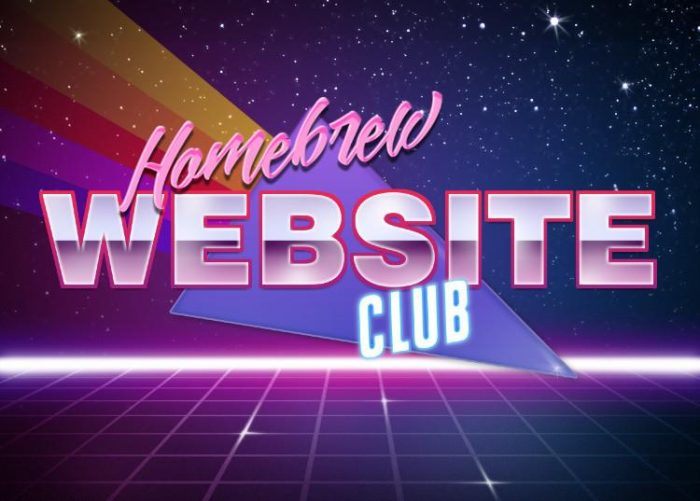 homebrew website club image